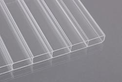Stegdoppelplatten 16 mm Acrylglas glashell