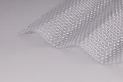 Lichtplatten 2,8mm Polycarbonat wabe klar Hagelsicher